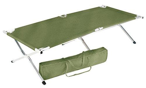 - Rothco GI Style Oversized Aluminum Camp Cot