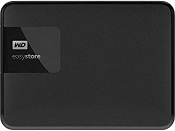 WD Easystore 4TB USB 3.0 Portable Hard Drive