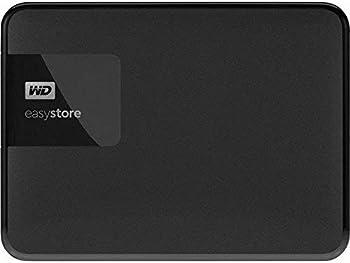 WD WDBKUZ0040BBK 4TB USB 3.0 Portable Hard Drive