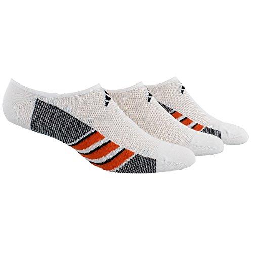 adidas Men's Superlite Super No Show Socks (3 Pack)