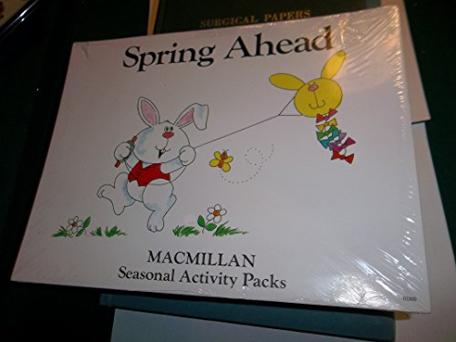 "MACMILLAN SEASONAL ACTIVITY PACKS-""SPRING AHEAD"""