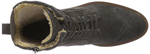 Marc O'Polo Bootie, Botines para Mujer Gris - Grau (Dark Grey 930)