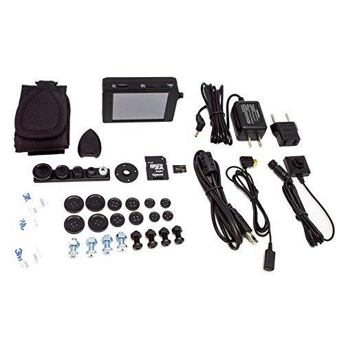 Lawmate Pro DVR Button Camera Bundle - PV-500NP Bundle - With 32GB Micro SD Card