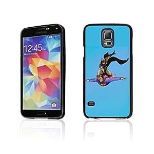 SuperHero Superman image Custom Samsung Galaxy S5 i9600 Individualized Hard Case