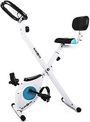 Klarfit Azura Comfort Bicicleta Fija Bicicleta estática ...