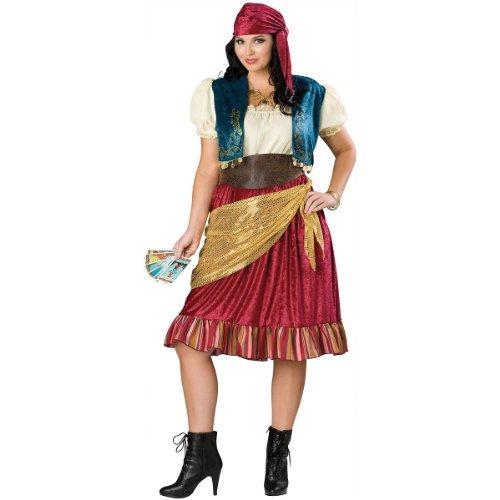 gypsy dress up costume - 5