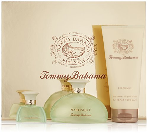 Tommy Bahama Sail Martinique 3-Piece Gift Set