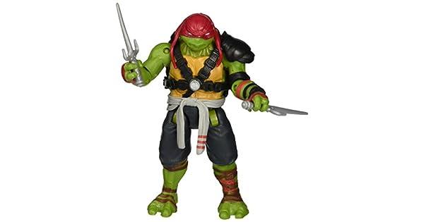 Amazon.com: Figura de Raphael de la película 2 de las ...