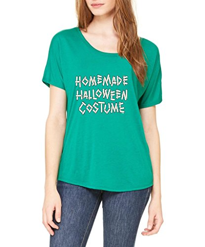 Blue Tees Homemade Halloween Costume Fashion Party People Best Friends Gift Couples Gifts Women Slouchy T-Shirt Small (Homemade Costume Dog Halloween)