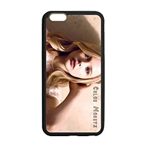 iPhone6 plus Cover Chloe Grace Solid Rubber Customized Cover Case for iPhone 6 plus 5.5