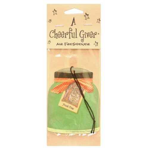 Cheerful Giver Fresh Holly Freshener