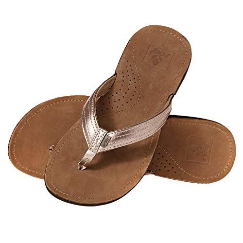 (Reef Miss J Bay Womens Sandals 7 B(M) US Women Rose)