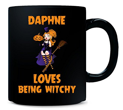 Daphne Loves Being Witchy Halloween Gift - Mug ()
