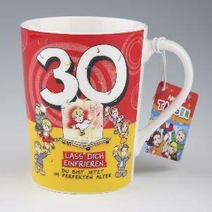 Lustige Tasse Als Geschenk Archies Becher Zum 30 Geburtstag 004