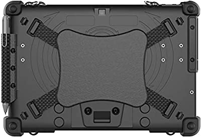 MOBILEDEMAND Flex-10A Windows 10 Tablet | Intel Core 10 Inch Tablet Military Grade Rugged Tablet & Drop Tested Case 8-Hour Li-Ion Battery Tablet Computer 1280x800 4GB-RAM 64GB-HD 5MP-Camera
