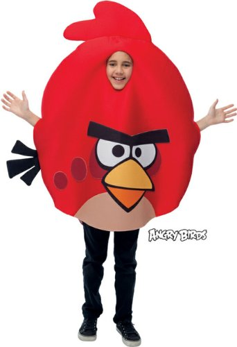 Angry Birds 3-4 Halloween (Paper Magic Group Angry Birds Red Bird)