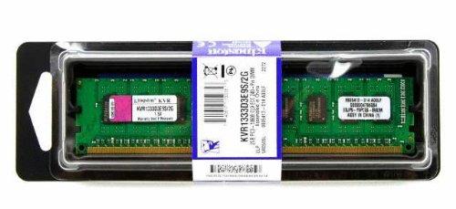 Kingston KVR1333D3E9S/2G DDR3-1333 2GB ECC CL9 Memory