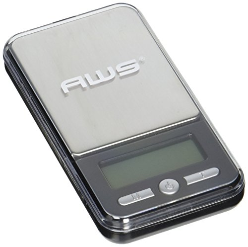 American Weigh Scales Ac-100-Blk 100g x 0.01g Digital Pocket Scale (Point Scale)