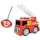 : Remote Control Fire Engine 49 MHz.