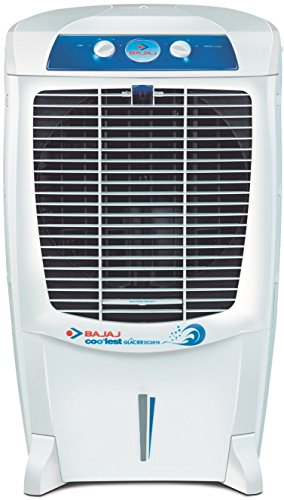 Bajaj DC2016 67 Ltrs Room Air Cooler (White) - For Large Room