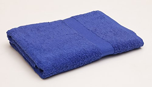 Bombay Dyeing Carnival 450 GSM Cotton Bath Towel – Medium, Dresden Blue