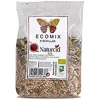 Ecomix 5 Semillas Biológico (Calabaza Girasol Sésamo Crudo