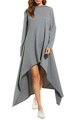 Buy dress with a hoodie - 6