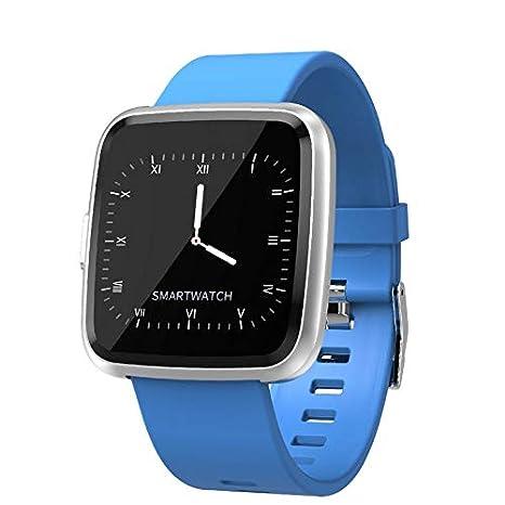 ZGYYDY Mujeres Hombres Reloj Smartwatch Reloj Inteligente ...