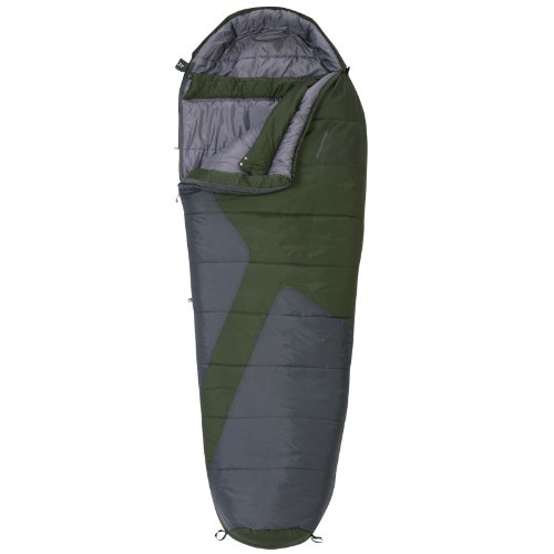 Kelty Mistral 0-Degree Right Hand Long Sleeping Bag (Long), Outdoor Stuffs