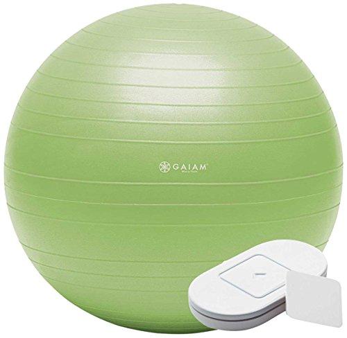 Lumo Lift + Gaiam Balance Ball Kit by Gaiam