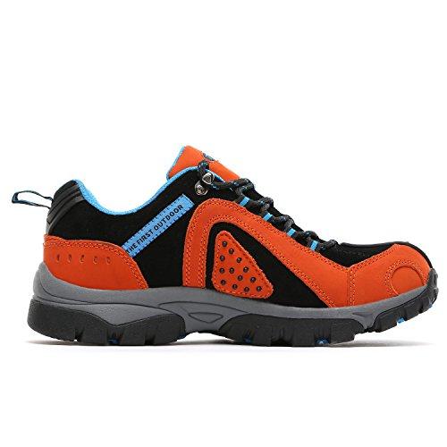 Orange Scarpe a Escursionismo da Donna Scarpe e Vita Traspirante da Bassa Outdoor ed Resistente Trekking TFO qwFZvZ