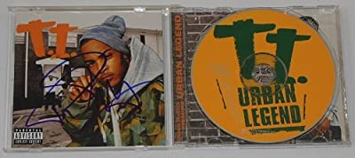 cd t.i.urban legend