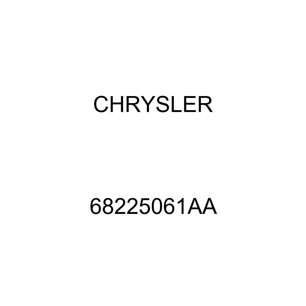 Genuine Chrysler 68225061AA Windshield Washer Hose