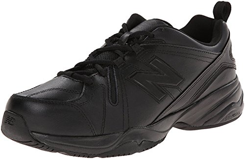 New Balance Mens MX608v4 Training Shoe, Negro, 39.5 EU/6 UK