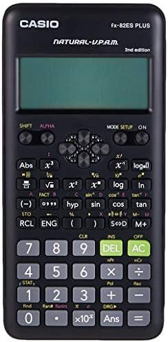 mit Hardcase,... Batteriebetrieb CASIO® Taschenrechner FX-82MS 2nd edition