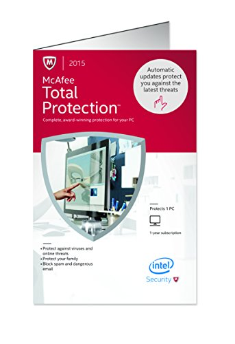 McAfee Total Protection 2015 1