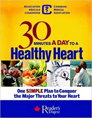Book 30 Minutes a Day to a Healthy Heart