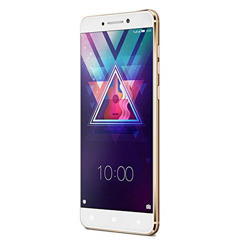 Unlocked Smartphone Coolpad/Letv Cool Changer S1 4GB RAM 64GB ROM 5.5'' Snapdragon 821 Fingerprint ID 4070mAh LeEco Cool S1 4G LTE Cell Phone Mobile(Gold)