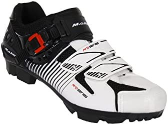 Massi Hydra - Zapatillas de Ciclismo MTB Unisex, Multicolor/Blanco, Talla 43: Amazon.es: Zapatos y complementos