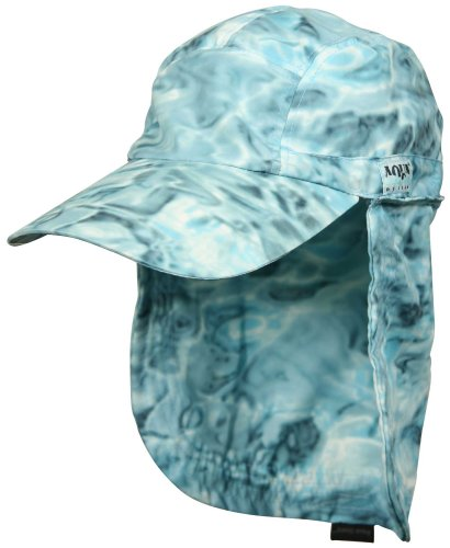 Aqua design mens skyward camo long bill fishing cap and for Long bill fishing hat