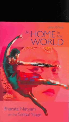 At Home in the World: Bharata Natyam on the Global Stage (Paperback) - Common
