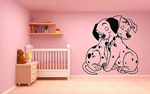 Disney 101 Dalmations Brand New Repositional Wall Decals Nursery Décor