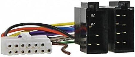 PHILIPS Cable Adaptador Conector Autorradio - 14 pin: Amazon.es ...