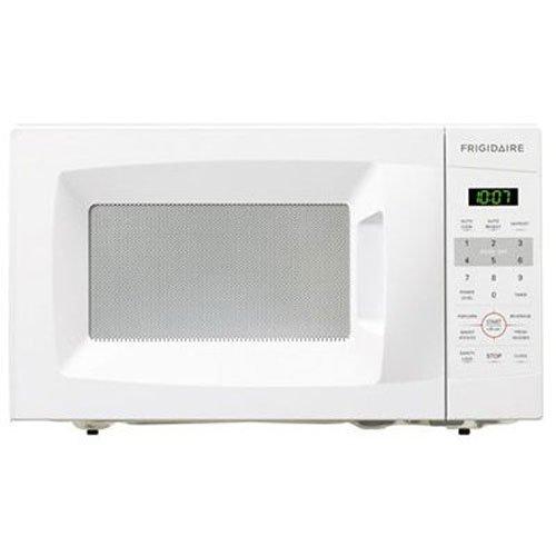 Frigidaire FFCM0724LW 700-watt Countertop Microwave, 0.7 Cubic Feet, White by FRIGIDAIRE