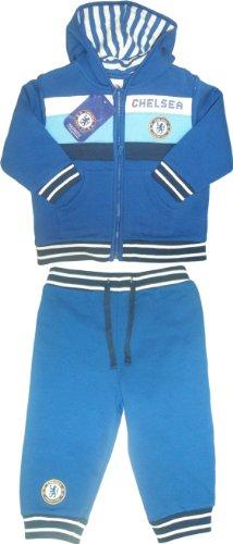 Brecrest Unisex Babywear Chelsea Football Club con capucha Chándal ...