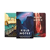 Field Notes: National Parks Series A
