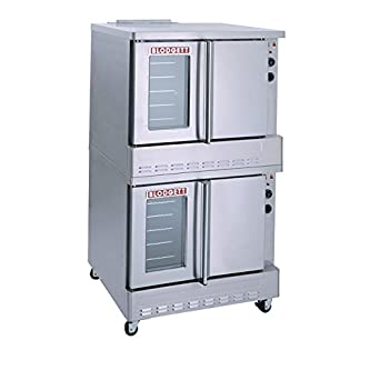 Blodgett SHO-G Double Stack Convection Oven - LP Gas Model: Amazon on