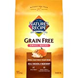 Nature's Recipe Small Breed Grain Free Easy to Digest Dry Dog Food, Chicken, Sweet Potato & Pumpkin Recipe, 12-Pound Review