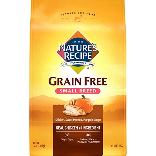Top 10 Nature Recipe Grain Free Dog Food Small Breed