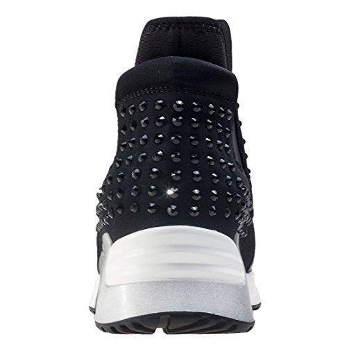 Ash Scarpe Nero Nero Laser Donna Sneaker q1FHnRWF